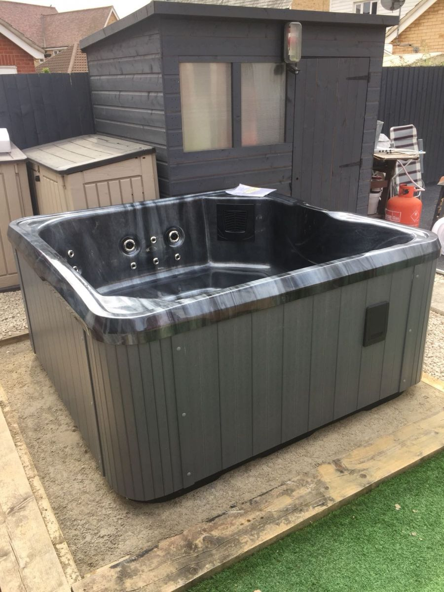 Tennessee Plug and Play Hot Tub, hot tub, hot tubs, 6 seat hot tubs