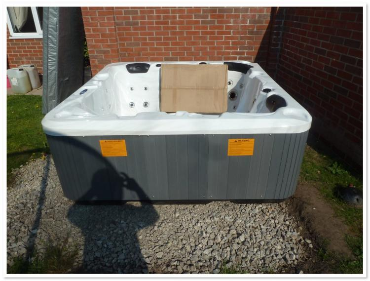 vs don into hot or order in tubs is patio volt outside to walk folks it a across really want degrees much are get the tub when usually concrete how less freezing t