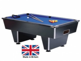 gatley club slate bed pool table