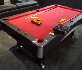 7ft cobra elite slate bed pool table