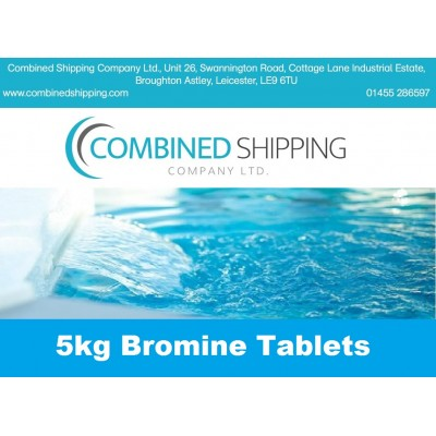 Bromine Tablets 5KGS