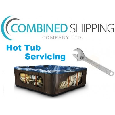 Hot Tub Winter or Fresh Servicing