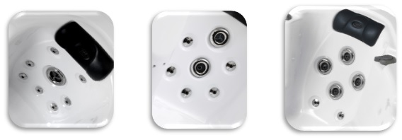 sure 3 plug and play hot tub jets