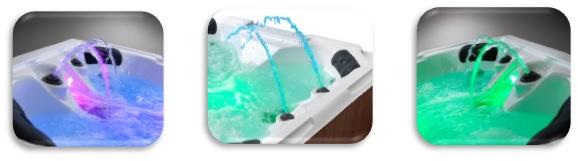 sure 3 plug and play hot tub lights
